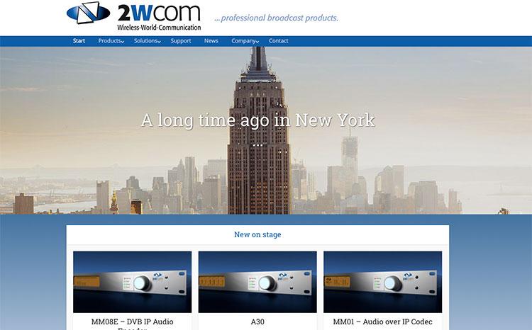 2wcom Systems, Flensburg