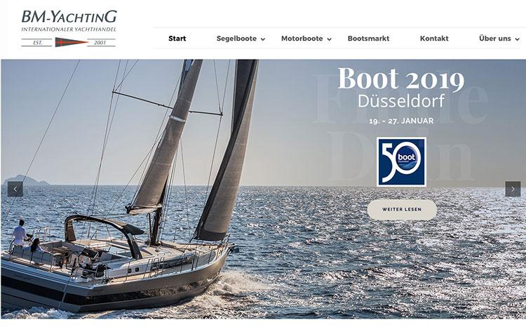 Segel- und Motorboote für Nord- und Ostsee