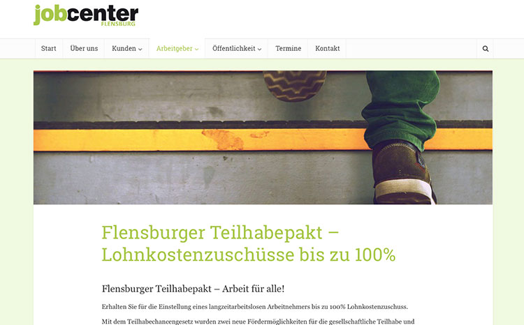 Jobcenter Flensburg