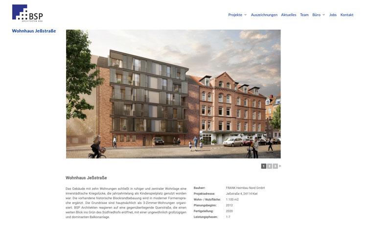 BSP Architekten, Kiel