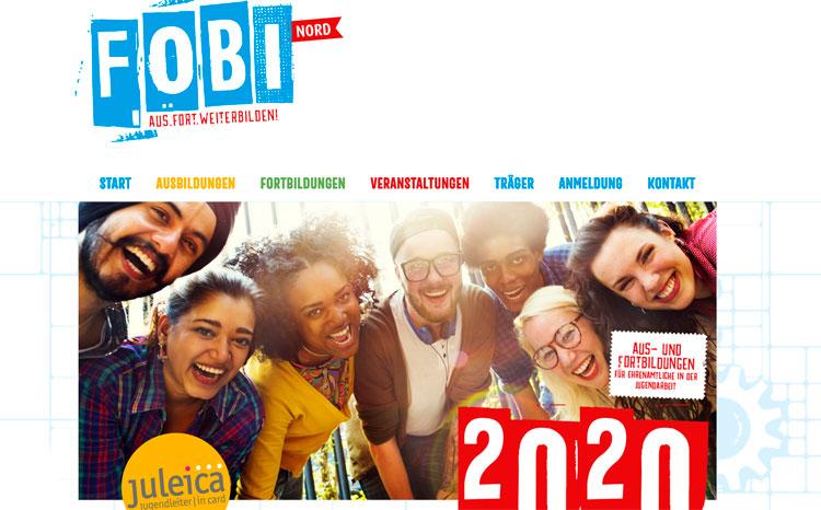 FOBI-Nord - Ausbildung, Fortbildung, Veranstaltungen für Jugendliche