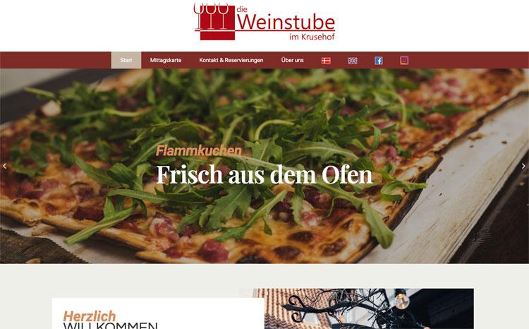 Weinstube Flensburg, Rote Straße