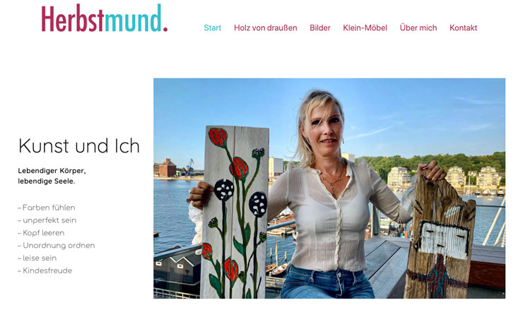 Petra Drews, Herbstmund