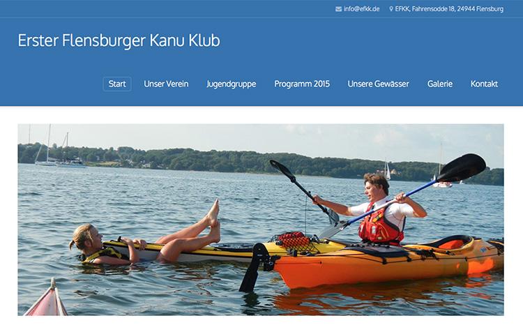 Erster Flensburger Kanu Klub